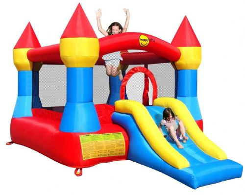 Classic 12ft Summer Garden Bouncy Castle